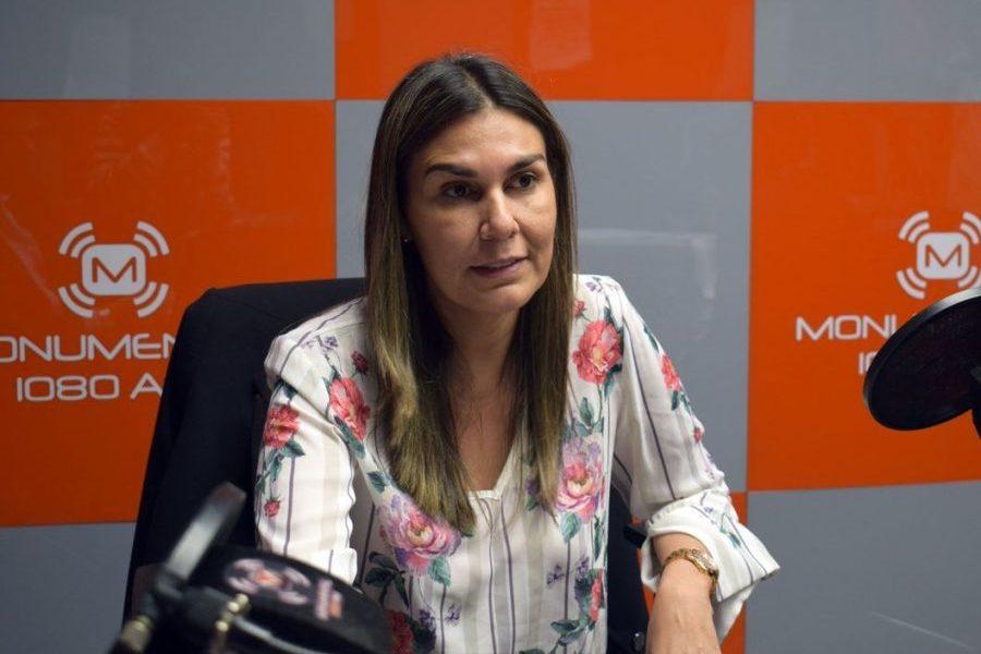 Lorena Ledesma en AM 1080