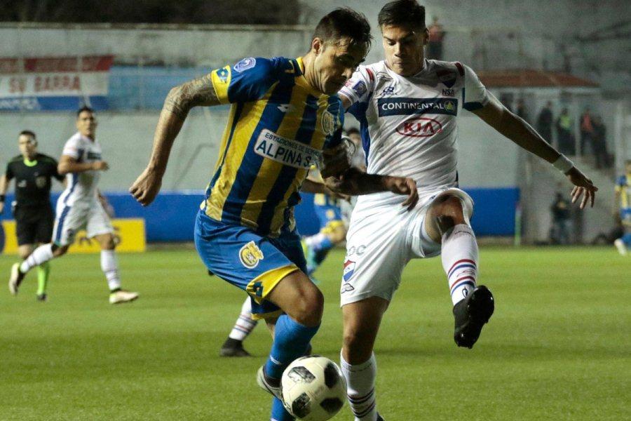 Nacional Capiatá Clausura 2018 fecha 9