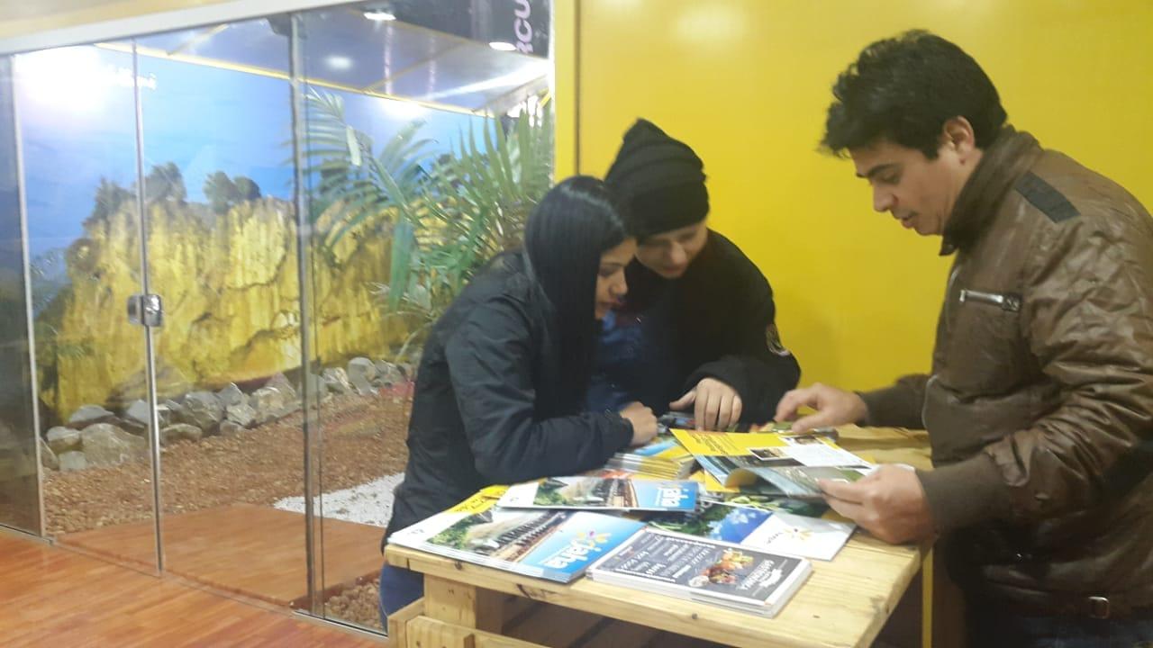 La Expo Norte 2018 presenta toda la oferta turística en Concepción
