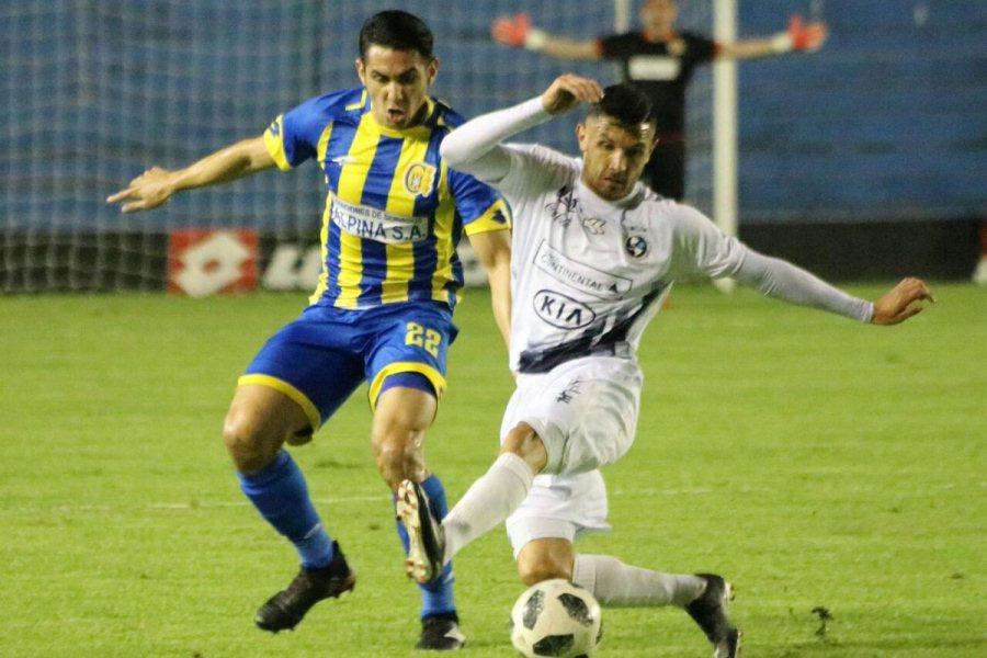 Capiatá Sol de América Clausura 2018 fecha 14