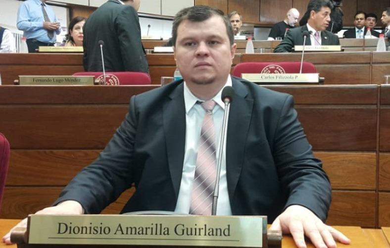 Comisión de escrache tras Dionisio Amarilla