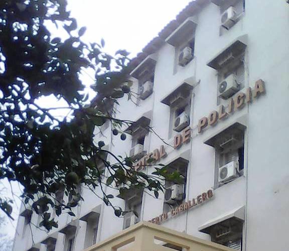 Hospital de Policía