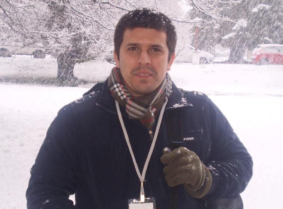Hugo Marcial Checo Silva hijo