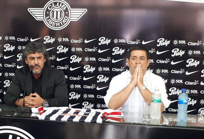 Libertad Leonel Álvarez y Horacio Cartes - Libertad