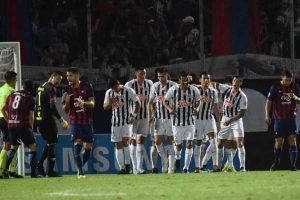 Libertad vs Cerro clausura 2018 fecha 14 APF