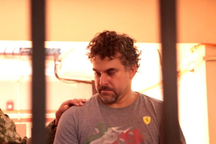 Marcelo Piloto Detenido en la Senad