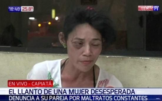 Mujer comisaria NPY