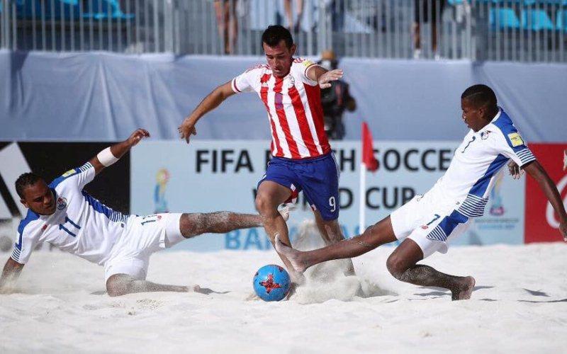 Paraguay Pynandi Fútbol Playa Mundial