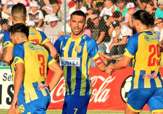 Santiago Salcedo Deportivo CAPIATA