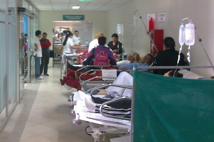 IPS: promesa de no más internaciones en pasillos de urgencias