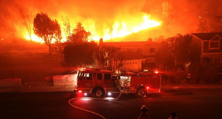 Ya son 31 los muertos en California por los incendios