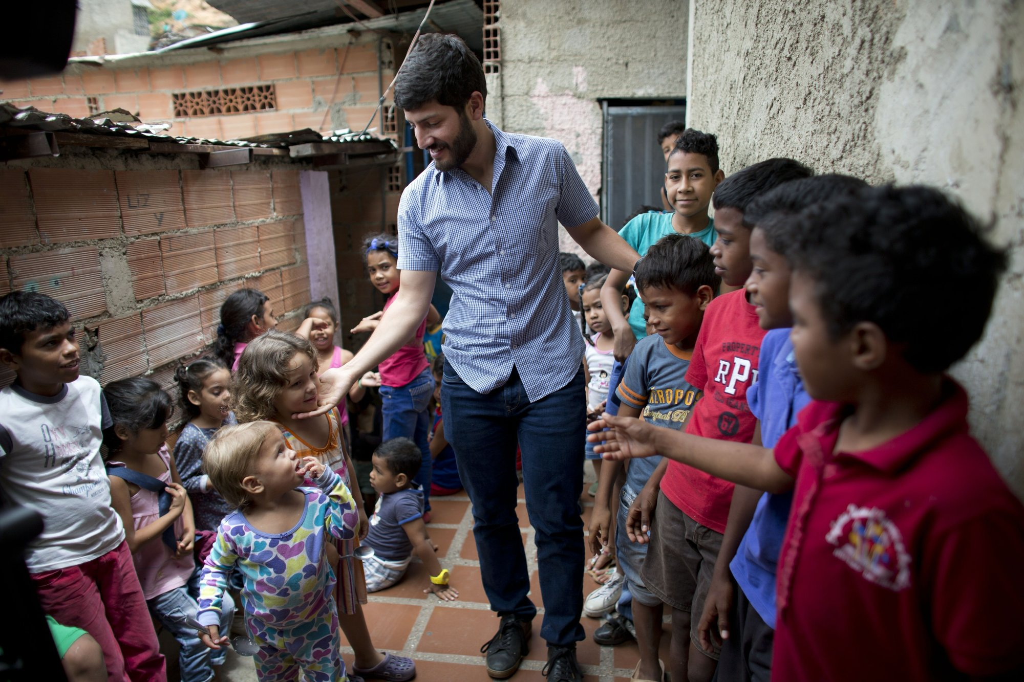 Venezuela: nueva generación opositora piensa a largo plazo