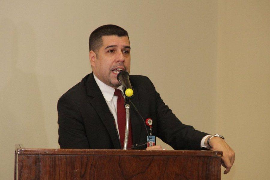 Fabián Domínguez: «vamos a cumplir la misión de cuidar los intereses del país»