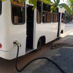 bus eléctrico DE LA ASUNCION INTERACTIVA