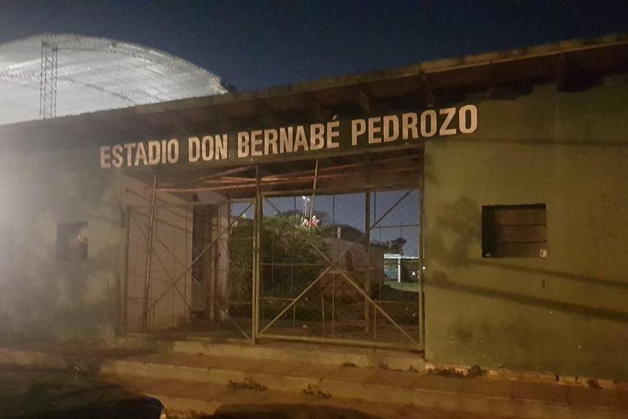 estadio Bernabé Pedrozo Club Silvio Pettisossi