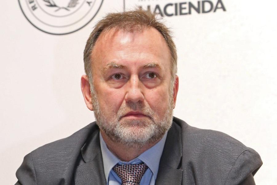 Benigno López de Hacienda
