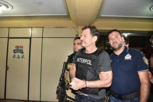 Bruno Farina detenido ÚH