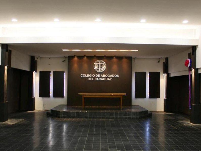 Colegio de Abogados del Paraguay FB