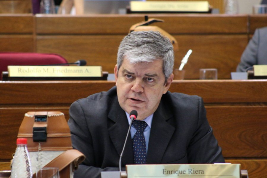 Enrique Riera Senador anr SENADO