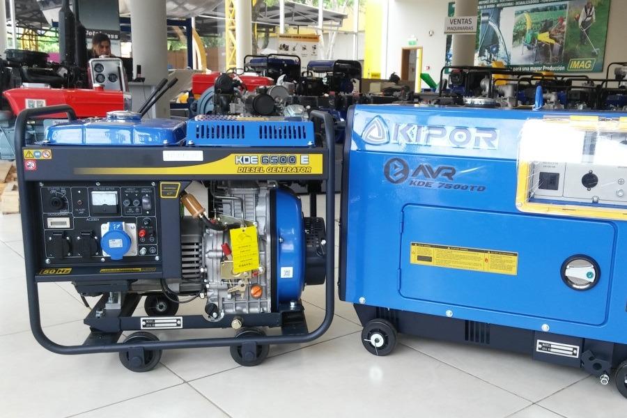 Generadores eléctricos ¿Cuánto cuestan y qué capacidades tienen?