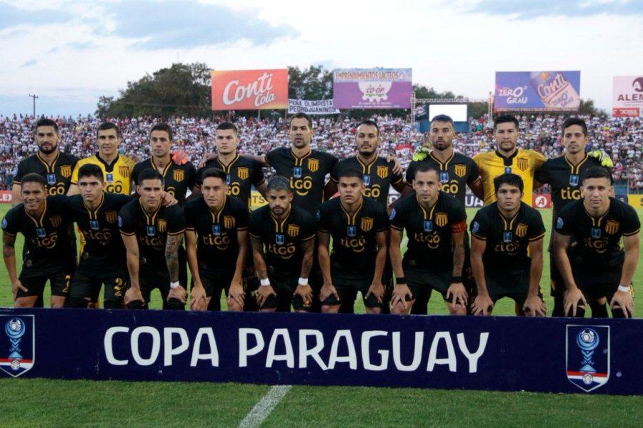 Guaraní Campeón Paraguay 2018 APF