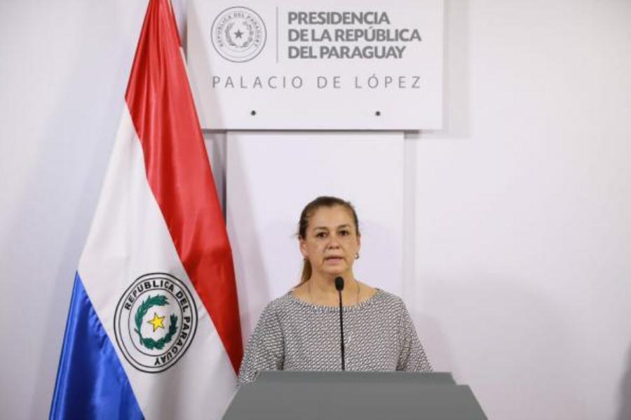 Ministra anticorrupción ratificará acusación contra Carmelo Caballero
