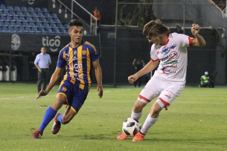 Luqueño Independiente clausura 2018 fecha 21