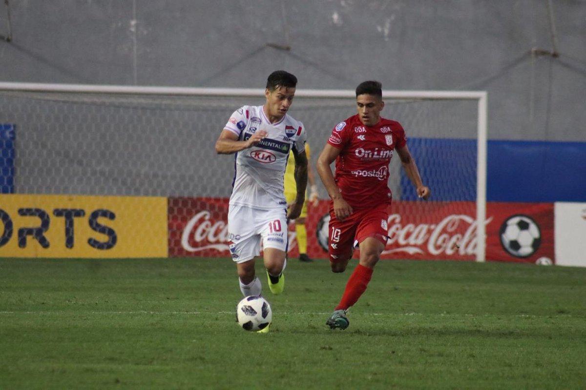 Nacional 3 de Febrero Clausura 2018 fecha 21