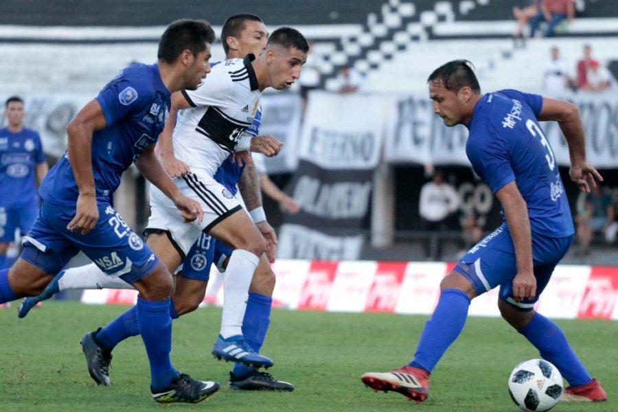 Olimpia Sol Clausura 2018 fecha 21