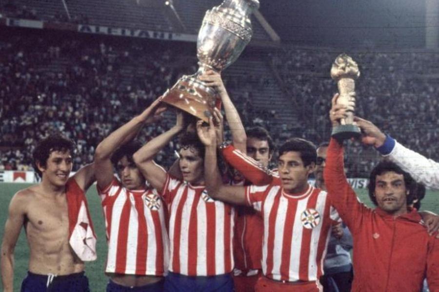 Paraguay campeón Copa América 1979 APF