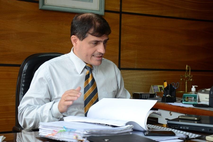 Fiscal René Fernández IP