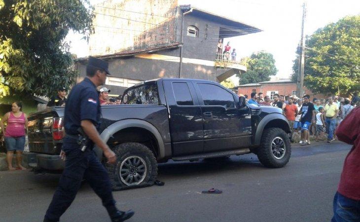 Transeúntes heridas de refilón ataque sobrino de Pavão ÚH
