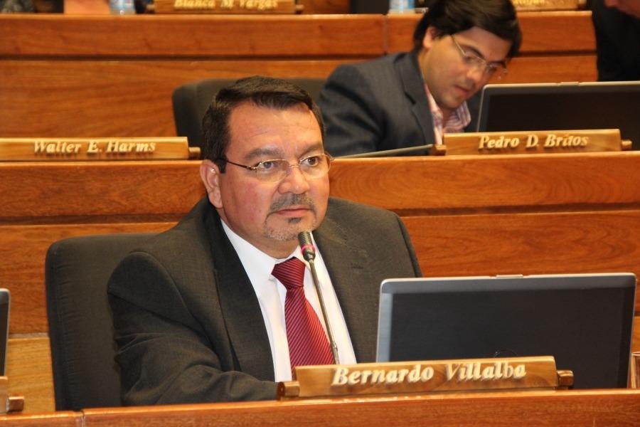 ex diputado Bernardo Villalba Archivo ÚH