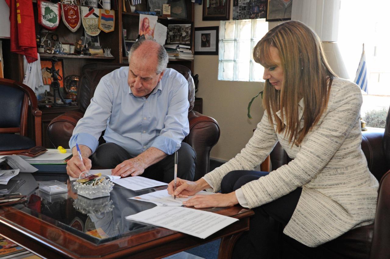 Paraguay trabajará con Uruguay para mejorar la seguridad social