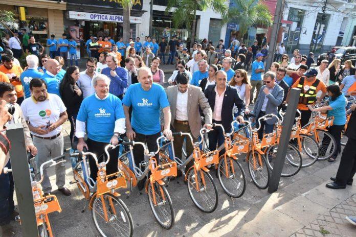 Con el uso de bicicletas buscan fomentar nuevos medios de transporte gratuitos