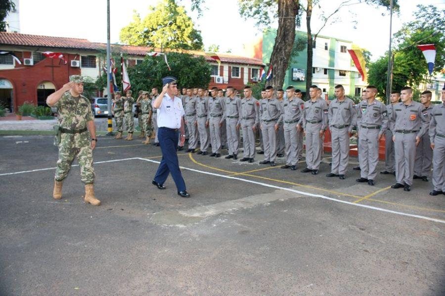 conscriptos servicio militar obligatorio ffmm.mil.py