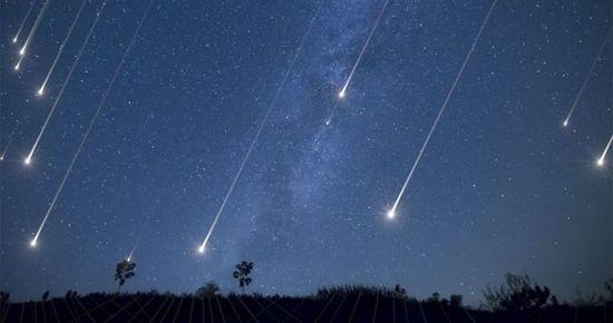 Lluvia de estrellas podrá verse esta madrugada en Paraguay