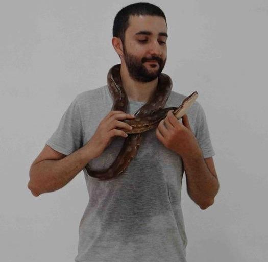 Habilitan serpentario en San Bernardino