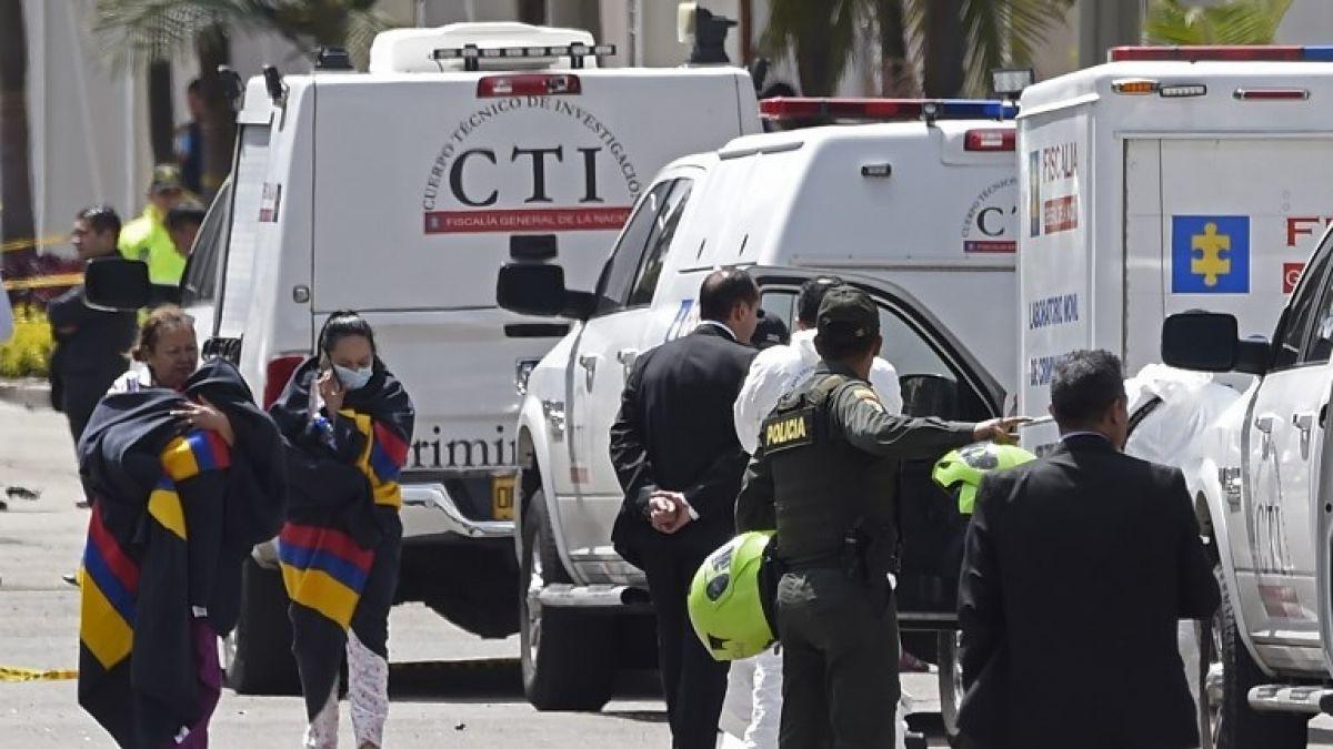 Guatemala pide a Cuba que entregue a los autores del atentado en Colombia