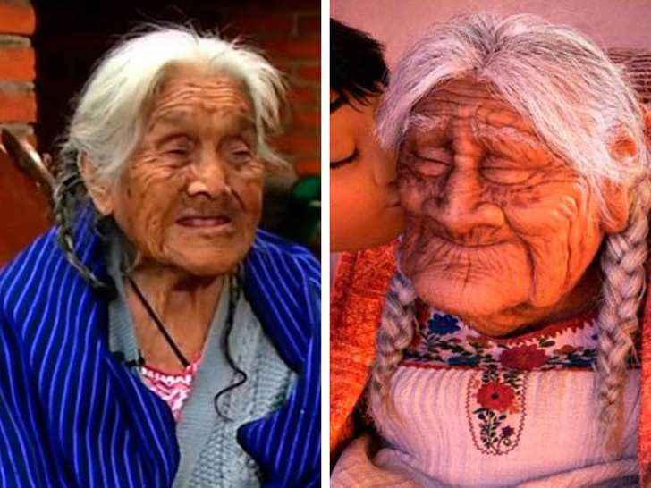 Coco: encontraron en México a la verdadera abuelita de la película
