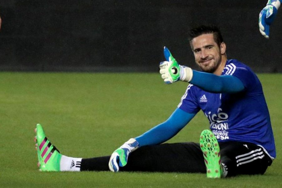 Anthony Silva Selección paraguaya APF TW