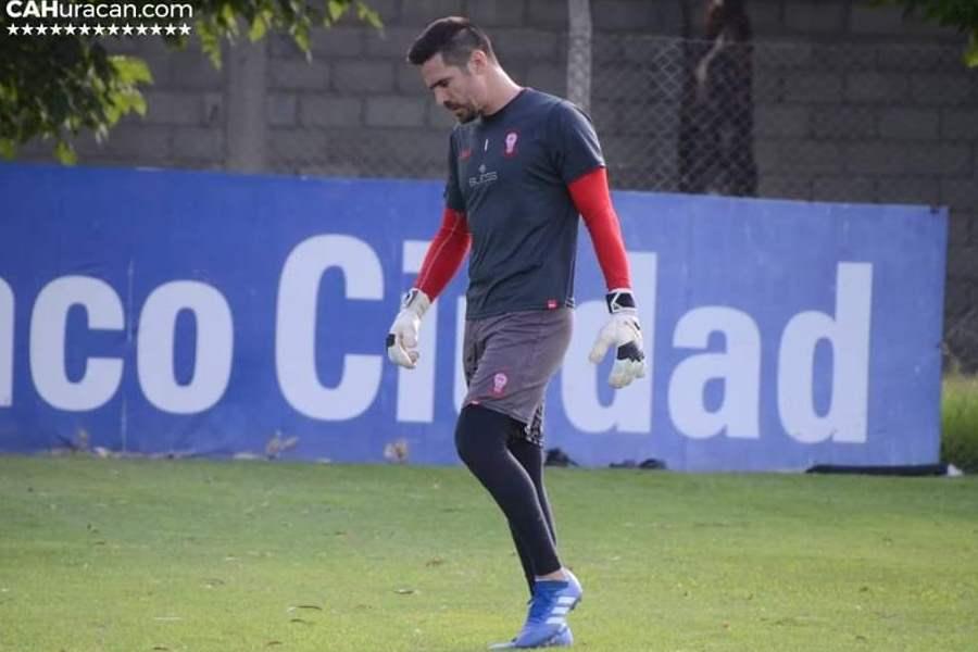 Anthony Silva CLUB HURACÁN TW