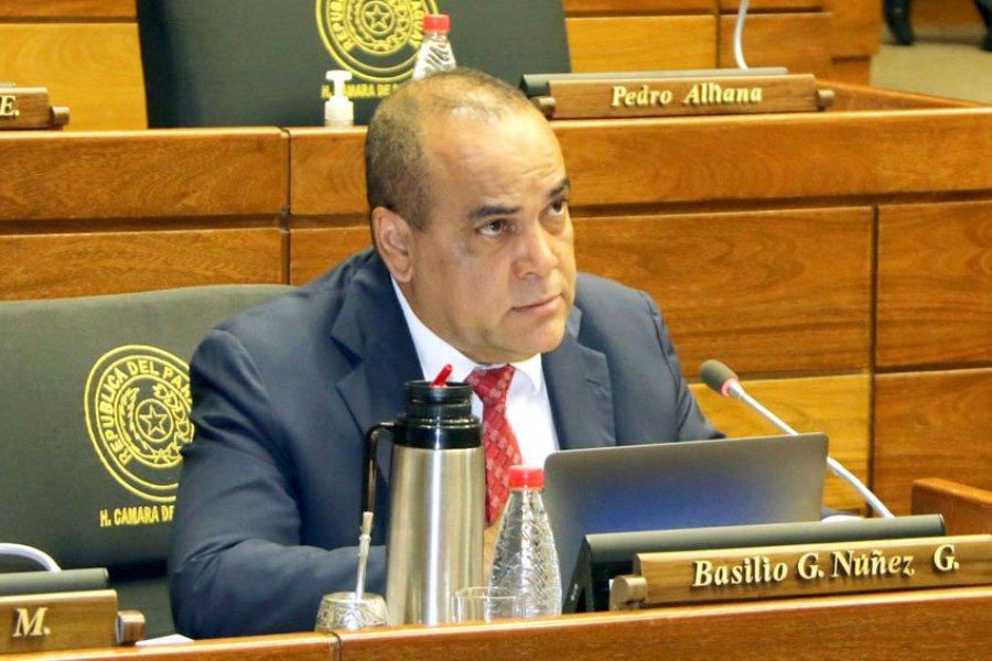 Basilio Núñez Bachi DIPUTADOS