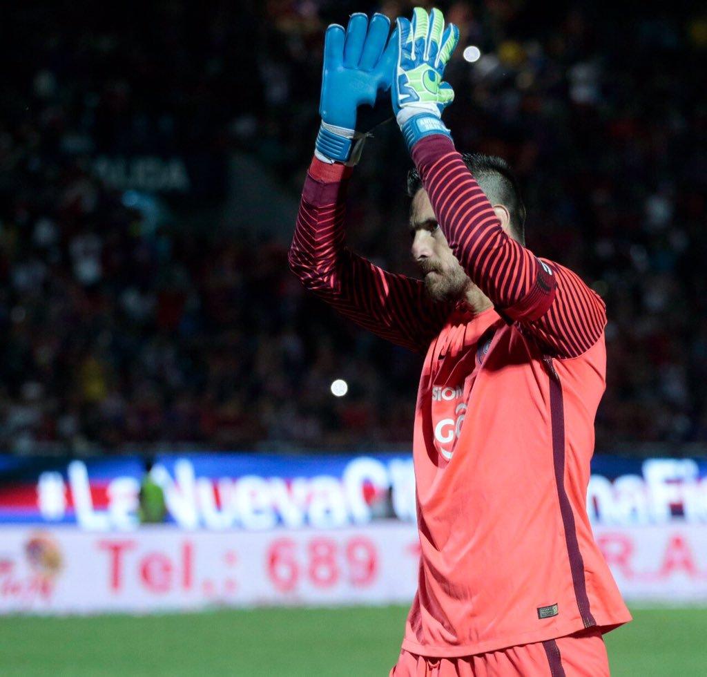 Antony Silva se despide de Cerro Porteño