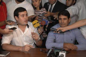 Iván Chilavert González y Marciano Rolando Chilavert