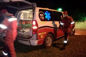 ambulancia rescatistas capiatá FB