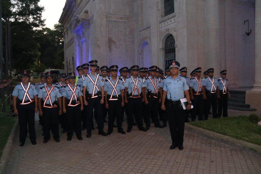 operativo centro seguro policías grupo Lince microcento asunceno comisarías TW INTERIOR 003