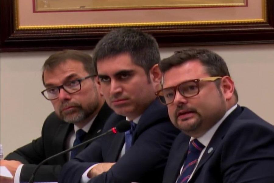 """Procurador Coscia: """"nuestro trabajo fue brillante"""""""