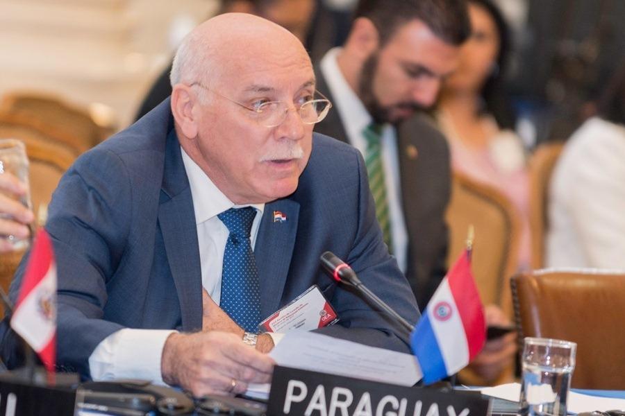 Excanciller: Gobierno Cartes contestó todos los requerimientos de la CIDH