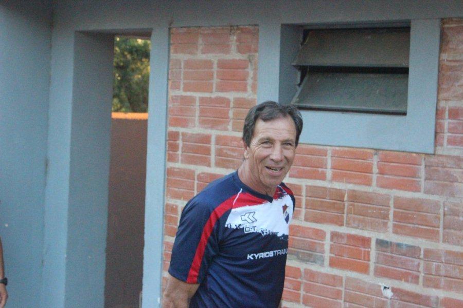 Hugo Caballero entrenador CLUB NACIONAL
